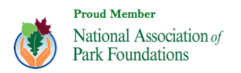 Member badge for National Association of Park Foundations
