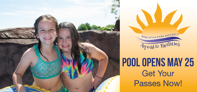Purchase pool passes online